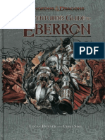 Adventurers Guide to Eberron RUS