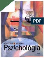 Atkinson Hilgard Pszichologia