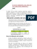 DESCRIPCIÓN SOCIO AMBIENTAL DEL ÁREA EN ESTUDIO.docx