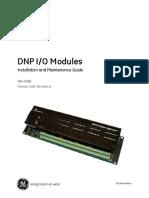 DNP IO Modules