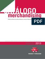 Catalogo Merchandising Massey Ferguson