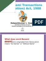 Benami+Transaction