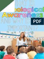 blog post clever classroom phon awareness free