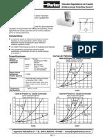 Valvula Reguladora Caudal F Series