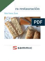 Panes Para Restauracion Iban Yarza y Sammic