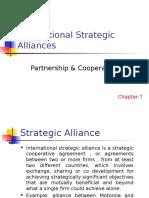 INB-480 International Strategic Alliances Inb-480