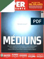 Revista Super Interessante - Maio 2008 - Mediuns