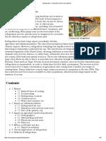 Refrigeration - Wikipedia, the free encyclopedia.pdf