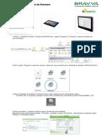 Atualização de Firmware-BV4000 DC