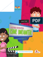 XI  Festival Internacional de Cine Infantil Santo Domingo 2016