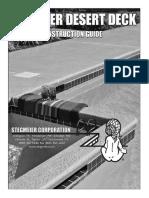 01 Manual Instalación DesertDeck Ing
