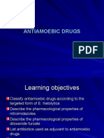 Antiamoebic Drugs