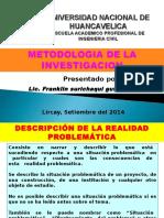Metodologia Curso Titulacion 2014