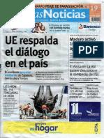 Últimas Noticias Vargas martes 19 de julio de  2016