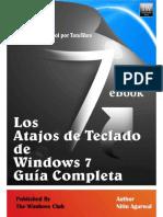 Los Atajos de Teclado de Windows7 Guía Completa