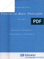 Treatise on Basic Philosophy Vol 5 - Mario Bunge