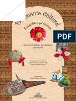 Cartilha Ed Patrimonial
