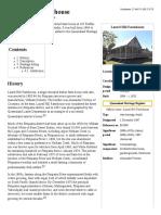 Laurel Hill Farmhouse - Wikipedia, The Free Encyclopedia