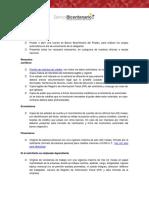 Recaudos Crédito de Vehículo - Banco Bicentenario - Notilogía