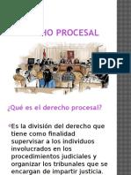 Derecho Procesal Alma Zamoran