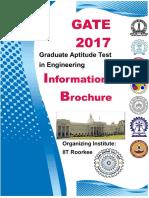 Brochure GATE2017