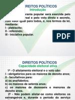 Sgc Inss 2014 Tecnico Nocoes Direito Constitucional Direitos Politicos