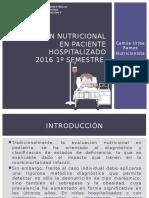 Clase Pcte Hospitalizado 2016.Pptx Al