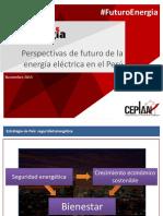 1. Foro Del Futuro - Integracion Electrica