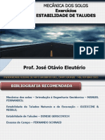 Aula de exerícios - estabilidade de Taludes_rev3.pdf