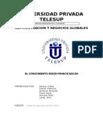 Universidad Privada Telesup- Monografía