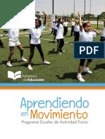 Lineamientos de Aprendiendo-movimiento