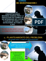 TALLER DE INVESTIGACIÓN I