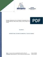 Informe de impacto ambiental puentes
