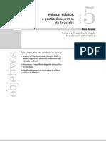 4726 Politicas Publicas Aula 05 Volume1