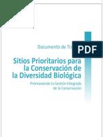 2 Doc Trabajo Sitios Prioritarios de Conservacion de La DB