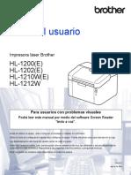 Manual Impresora