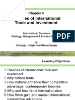 Theories of International Trade and Investment 1224741724222210 9