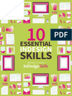 10 Essential InDesign Skills by InDesignSkills