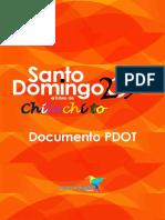 1. Pdot 2030 Santo Domingo 2030 El Futuro de Chilachi To