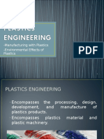 Manufacturing With Plastics Latest