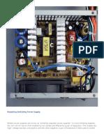 Repairing Switching Power Supply