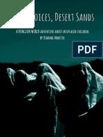 Night Voices, Desert Sands - A Dungeon World Adventure