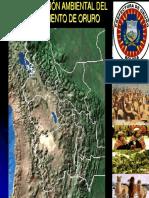 Plan de Accion Ambiental en Oruro