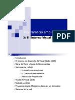 ENTORNO VISUAL STUDIO
