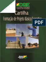 Cartilha - Projeto Basico e Executivo