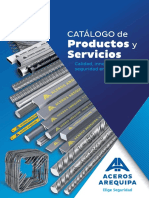 CATALOGO DE FIERROS AA