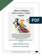 Caderno Pedagogico Dengue Zica