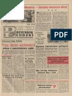Dziennik Lodzki 1972 Nr244a
