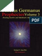Sanctus Germanus Prophecies, Volume 3