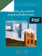 Conocimiento Arte y Valoracion Perspectivas Filosoficas Actuales PGDeBook 2016